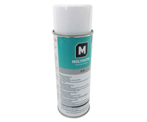 Dupont™ 4110894 MOLYKOTE® G-N Gray-Black Metal Assembly Paste - 312 Gram Aerosol Can