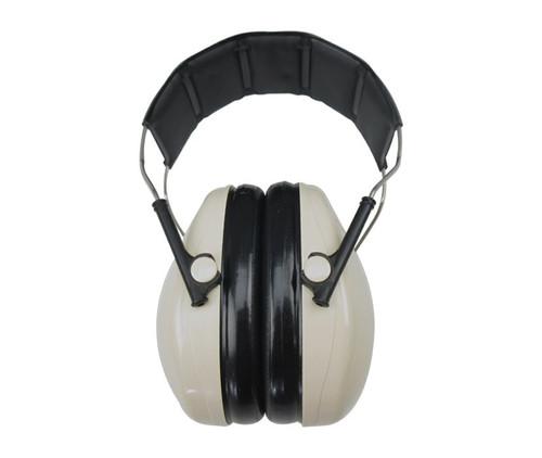 3M™ H6A/V PELTOR™ Optime™ 95 Beige/Black 21 db Over-the-Head Earmuffs