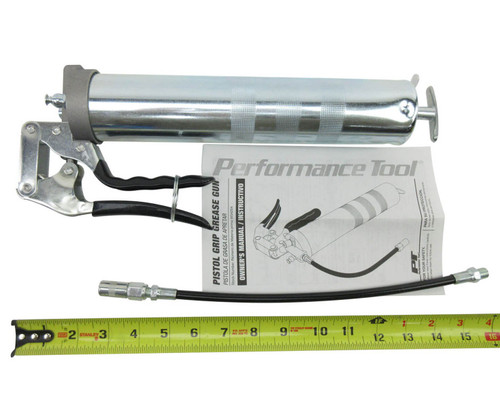 Performance Tool W54204 Pistol Grip Grease Gun