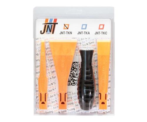 Jus N Tyme JNT-TKN Orange Glass Filled Nylon Plastic Sealant Tip Kit