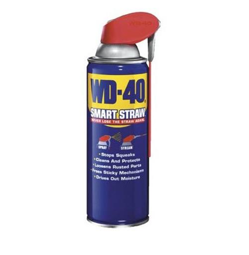 WD40 110054 Corrosion Preventive Compound - 8 oz Aerosol Smart Straw Can