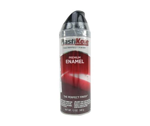 DUPLI-COLOR® DA1600 Gloss Black (OSHA Black) Multi-Purpose Acrylic Enamel Paint - 340 Gram (12 oz) Aerosol Can