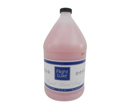 Celeste® TR-BR10GAL/B Flight Luxe® White Pearl Almond Fragrance Liquid Hand Soap - Gallon Jug