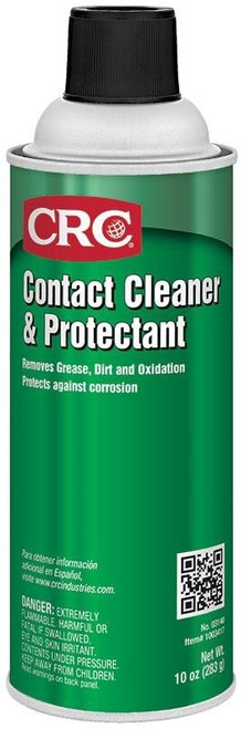 CRC® 03140 Contact Cleaner & Protectant - 283 Gram (16 oz) Aerosol Can