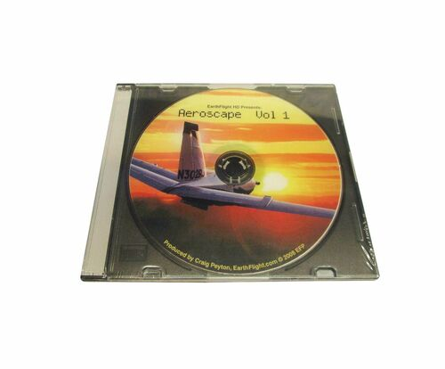 EarthFlight Productions E-Aerials/Aeroscapes DVD