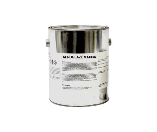 AEROGLAZE® M1433 Gray Part-A Elastomeric Coating - Gallon Can