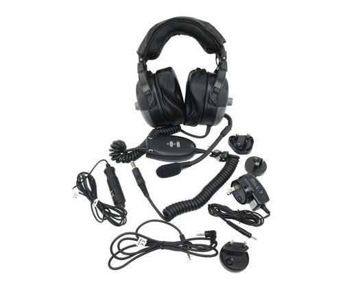 Telex PRD000220000 Stratus Heli-XT ANR Helicopter U/174 Helicopter Headset
