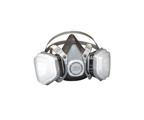3M™ 051138-66070 Gray 51P71 Large Organic.P95 Vapor Half Facepiece Respirator