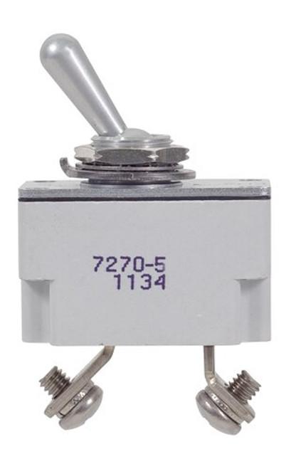 KLIXON® 7270-5-7-1/2 Circuit Breaker Toggle Switch - 7-1/2 AMP
