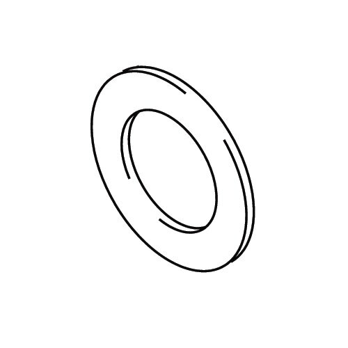 Cleveland Wheel & Brake 154-01200 Felt-Grease Seal