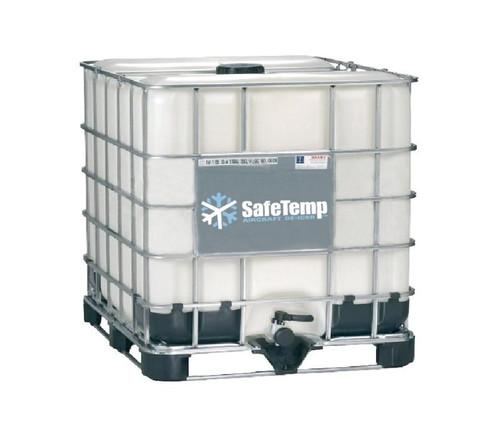 SafeTemp® ES Plus 410275255 Orange SAE AMS 1424M Type I (55/45% Mix) Aircraft Deicing Fluid - 275 Gallon Tote