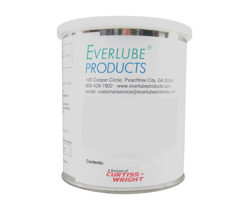 Everlube® 620C 40% Concentrate Gray/Black Everlube® Standard Spec Thermally Cured MoS2/Graphite Based Solid Film Lubricant - Gallon Can