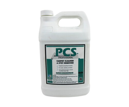 Nuvite PC22101GL PCS Professional Aircraft Carpet Shampoo & Spot Remover - Gallon Jug