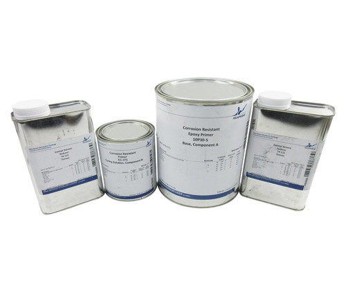 AkzoNobel 10P30-5/EC-275/TR-115 Green GMS 5005, Type I , Revision C Spec Corrosion Resistant Epoxy Primer - 1.50 Gallon Kit
