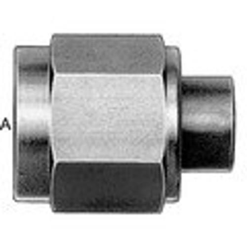 Aeronautical Standard AN929-4S Crescent Steel Cap, Tube