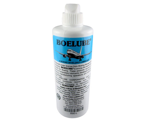 BOELUBE 70090-L Clear 90 Machining Lubricant Liquid - 4 oz Bottle