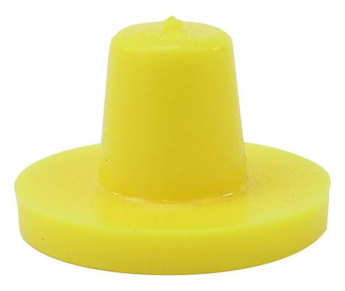 Caplug WW-1 Wide & Thick Flange Plastic Plug/Cap
