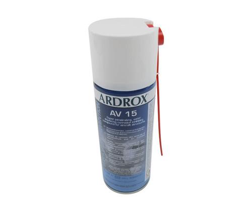 Chemetall ARDROX® AV 15 Brown MIL-PRF-16173E Spec Corrosion Inhibiting Compound - 400 mL Aerosol Can