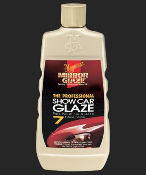 Meguiar's M0716 Mirror Glaze® Professional Show Car Glaze - 16 oz Bottle