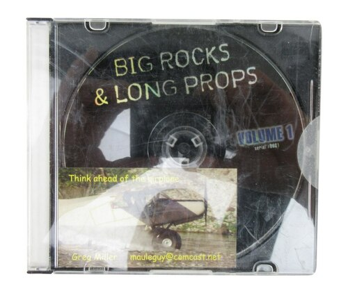 Big Rocks & Long Props Volume 1 Video DVD