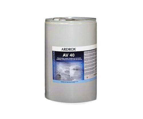 Chemetall ARDROX® AV 40 Corrosion Inhibiting Compound - 5 Gallon Steel Pail