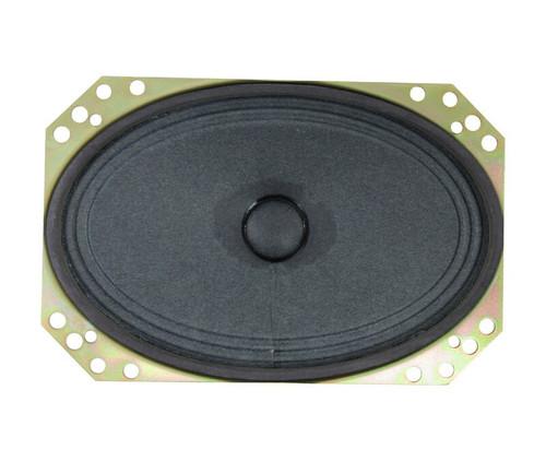 "MISCO FC46S-4FR Oval 4"" x 6"" Flame Retardant 12 Watt / 4 Ohm Speaker"