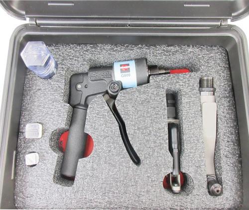 Cherry Aerospace G800CMR CherryMAX®Lightweight Hand Riveter Tool Kit