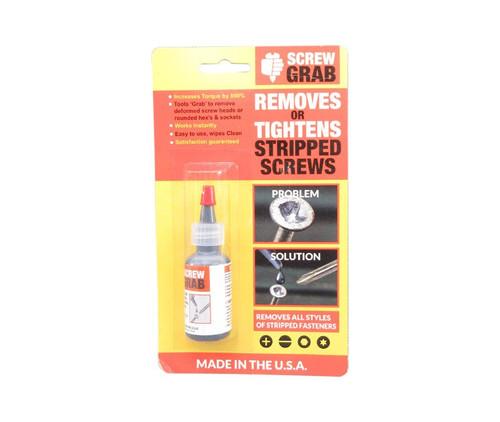 ScrewGrab® SG-94 Brown Friction Gel - 0.5 oz Bottle