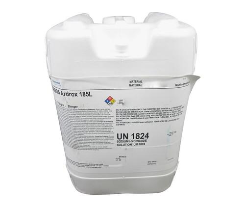 ARDROX® 185L Clear Alkaline Scale & Rust Remover - 5 Gallon Plastic Jerrican