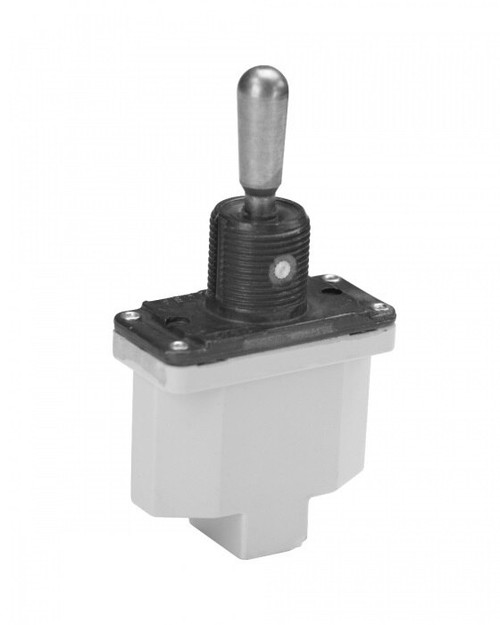 Safran Labinal 8500K3 One Pole On-Off-On Switch, Toggle