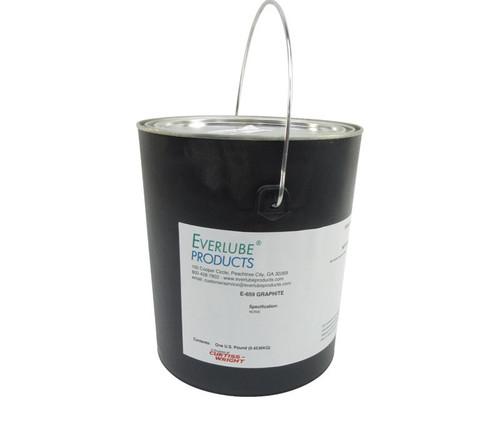 Everlube® E-659 Gray/Black SS-G-659 Spec Graphite Lubricating Powder - 1 lb Can