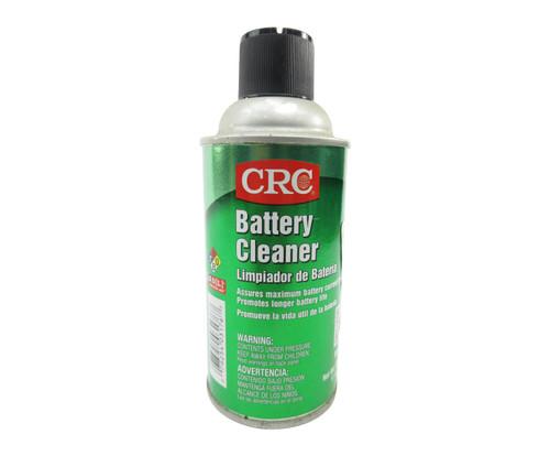 CRC® 03176 Clear Battery Cleaner - 312 Gram (11 oz) Aerosol Can