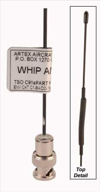 Artex 110-331 200S Survival ELT Wire Whip Antenna