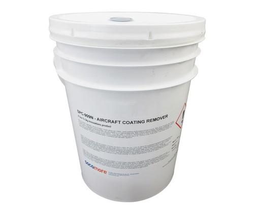 Sea To Sky™ SPC-909N Blue Hydrogen Peroxide Gel Paint Stripper - 20 Liter (5 Gallon) Pail
