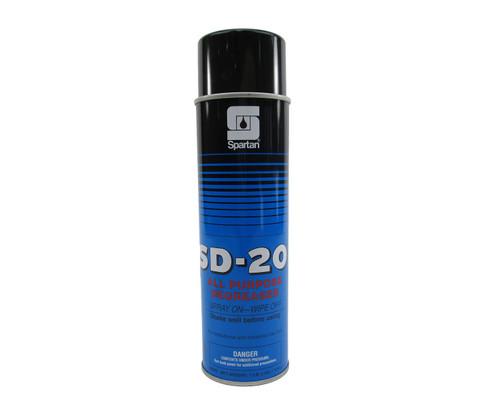 Spartan® SD-20 Citrus All-Purpose Degreaser - 20 oz Aerosol Can