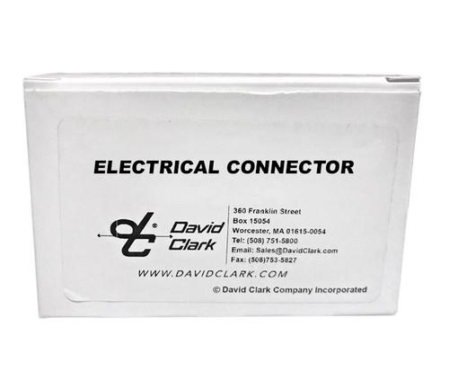 David Clark 13265P-13 Connector Miniature S761K