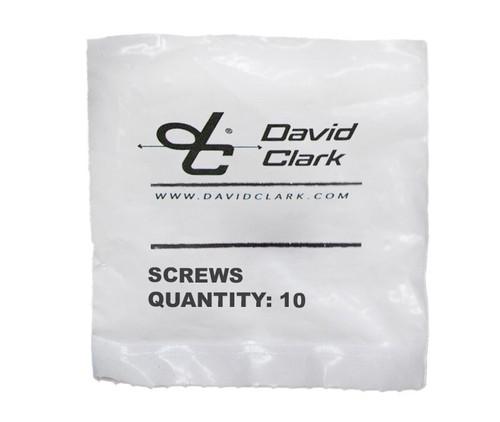 David Clark 40688G-13 Screw TPG (10/Package) 13057P-07