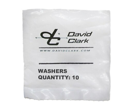 David Clark 40688G-30 Washer Slanted Grooved (10/Pk)
