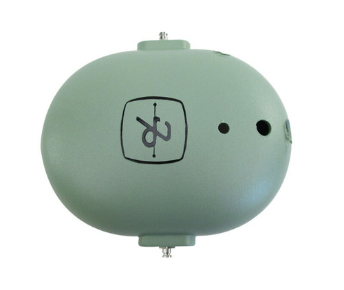 David Clark 11407P-21 Drilled Left Hand Side Dome