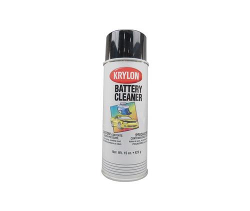 KRYLON® 1336 Clear Battery Cleaner - 425 Gram (15 oz) Aerosol Can