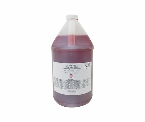 Zip-Chem® 009444 Calla® 500 Overseas Variant Aircraft Cleaning & Degreasing Compound - Gallon Jug