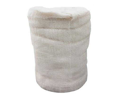 """Rymplecloth® 791602 #301 Off-White AMS 3819C, Class 1, Grade A, Form 1 Spec 10"""" x 16"""" Purified Wiping Cloth - 100 Sheet/Roll"""