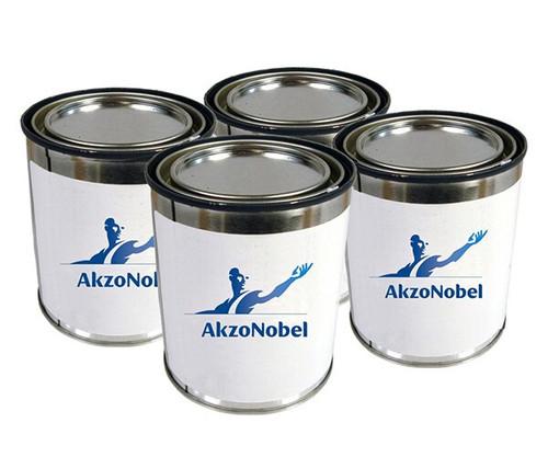 AkzoNobel ECL-G-16/PC-233/TR-109 Eclipse® BAC 702 White BMS 10-60, Type I & II, Class B, Grade D Spec High-Solids Polyurethane Enamel - 4 Quart Kit