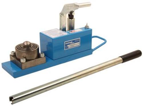 Tronair® 02-7846C0110 Blue Hydraulic Axle Jack (12 ton/10.8 metric ton) (CE)