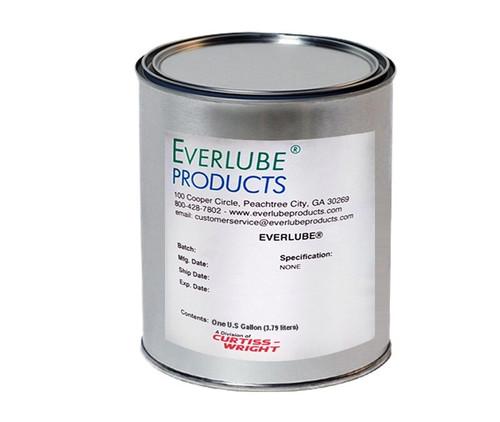 Everlube® Perma-Slik® RMAC Gray/Black Everlube® Standard Spec MoS2 Solid Film Lubricant - Gallon Can