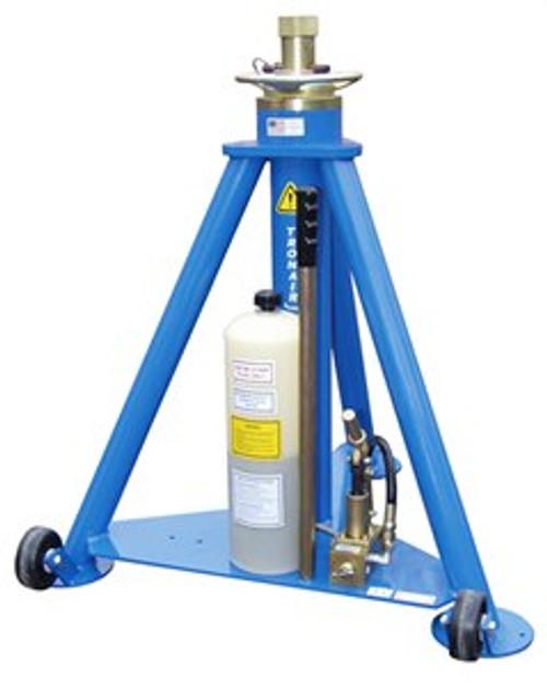 Tronair® 02-1036C0111 Blue Hydraulic Main Jack (10 ton/9 metric ton) (CE)