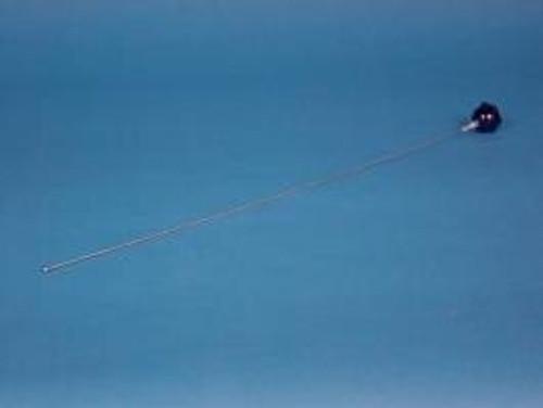 RA Miller Industries AV-3 Antenna - Low Profile Snap-In Mounting Quarterwave 118/137 MHz