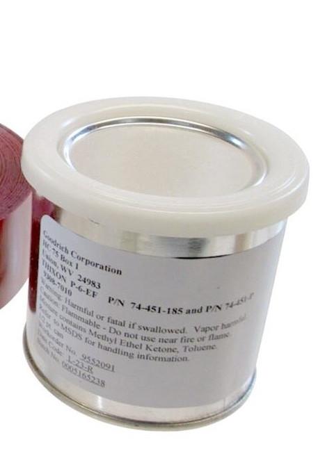 Goodrich 74-451-185 THIXON™ P-6-EF Primer for Edge Sealer Tape for Black Pneumatic De-Icers - Quart