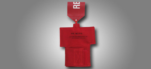 Sesame Technologies NC-3110 Red Boeing 787 Ice Detector Cover