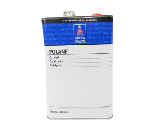 Sherwin-Williams® V66 V 27 POLANE® Clear Catalyst - Gallon Can
